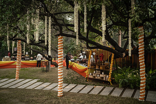 Hindu Punjabi wedding blog with Surily G and Ameeran Design, images by Linus Moran Photography (25)
