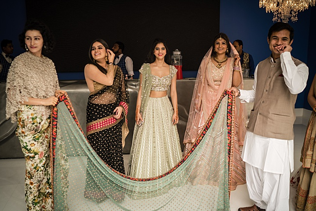 Hindu Punjabi wedding blog with Surily G and Ameeran Design, images by Linus Moran Photography (26)