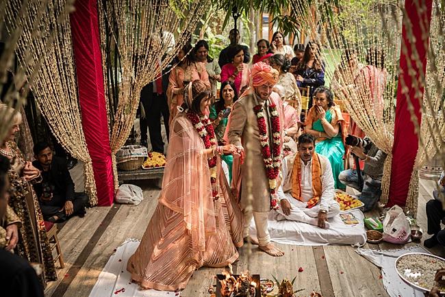 Hindu Punjabi wedding blog with Surily G and Ameeran Design, images by Linus Moran Photography (43)