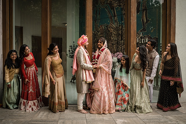 Hindu Punjabi wedding blog with Surily G and Ameeran Design, images by Linus Moran Photography (58)