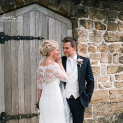 A glorious day at Wadhurst Castle for Lizzie and Dan's timeless and elegant summer wedding, with Nick Davies Photography
