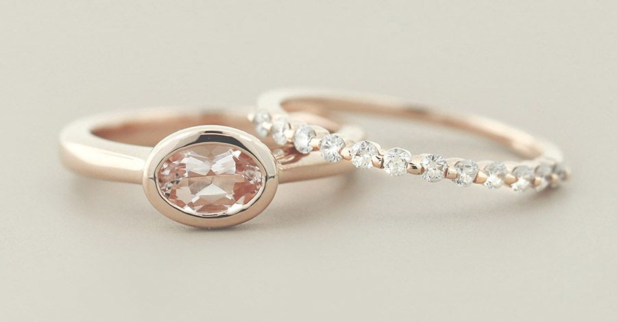 ethical diamond engagement rings by MiaDonna London