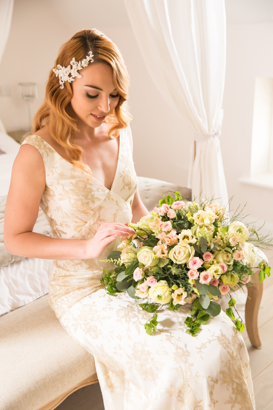 English country garden wedding style ideas with Hannah Larkin Photography (12)
