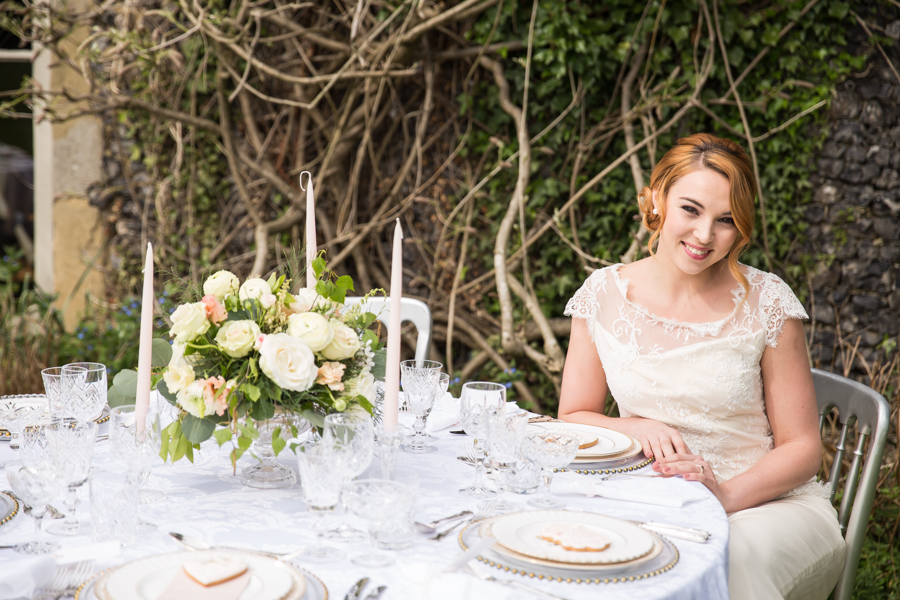 English country garden wedding style ideas with Hannah Larkin Photography (21)