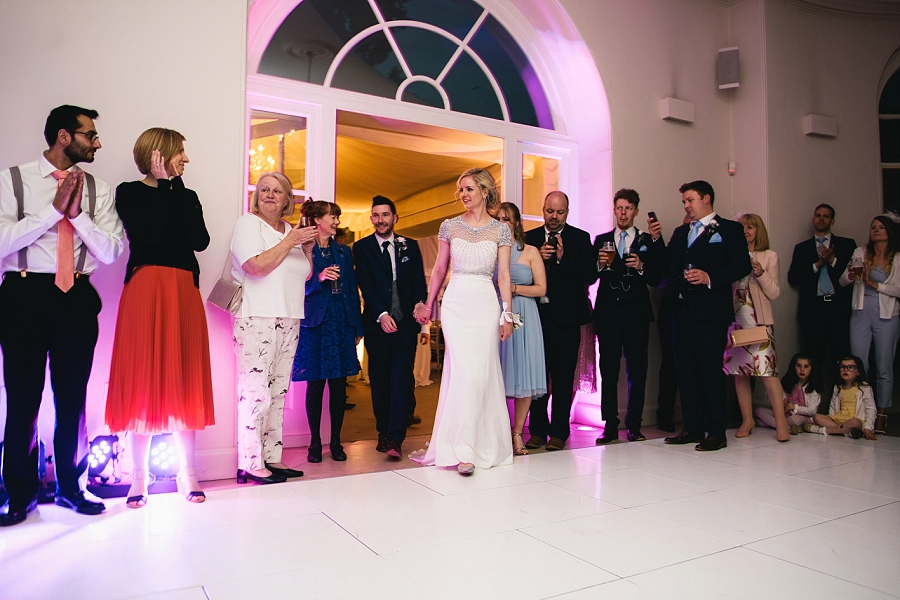 Glamour and sparkle for a stunning Iscoyd Park wedding, images by Paulo Santos on the English Wedding Blog (33)