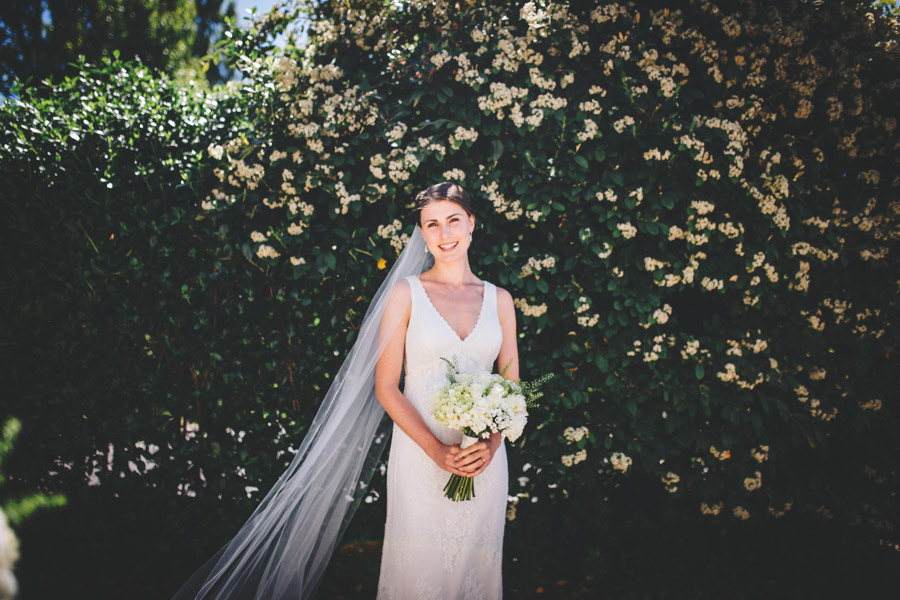 White and green styling for an elegant wedding at West Tower, with Rachel Joyce Photography on the English Wedding Blog (3)