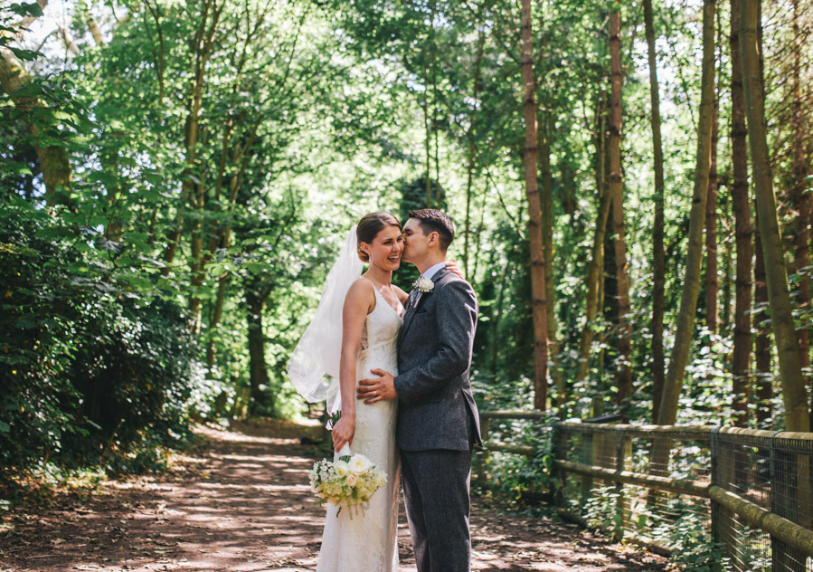 White and green styling for an elegant wedding at West Tower, with Rachel Joyce Photography on the English Wedding Blog (19)