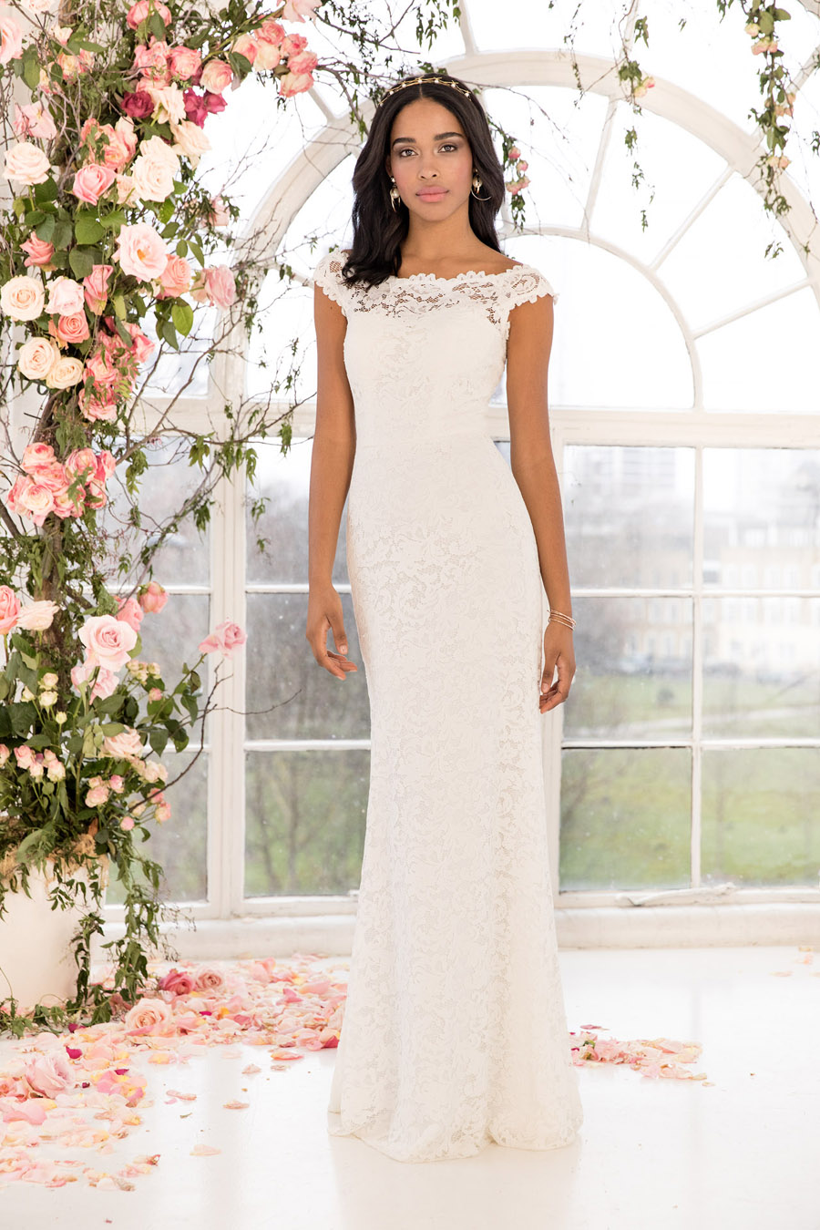 The English Wedding Blog showcases Kelsey Rose 2019 bridal collection (21)