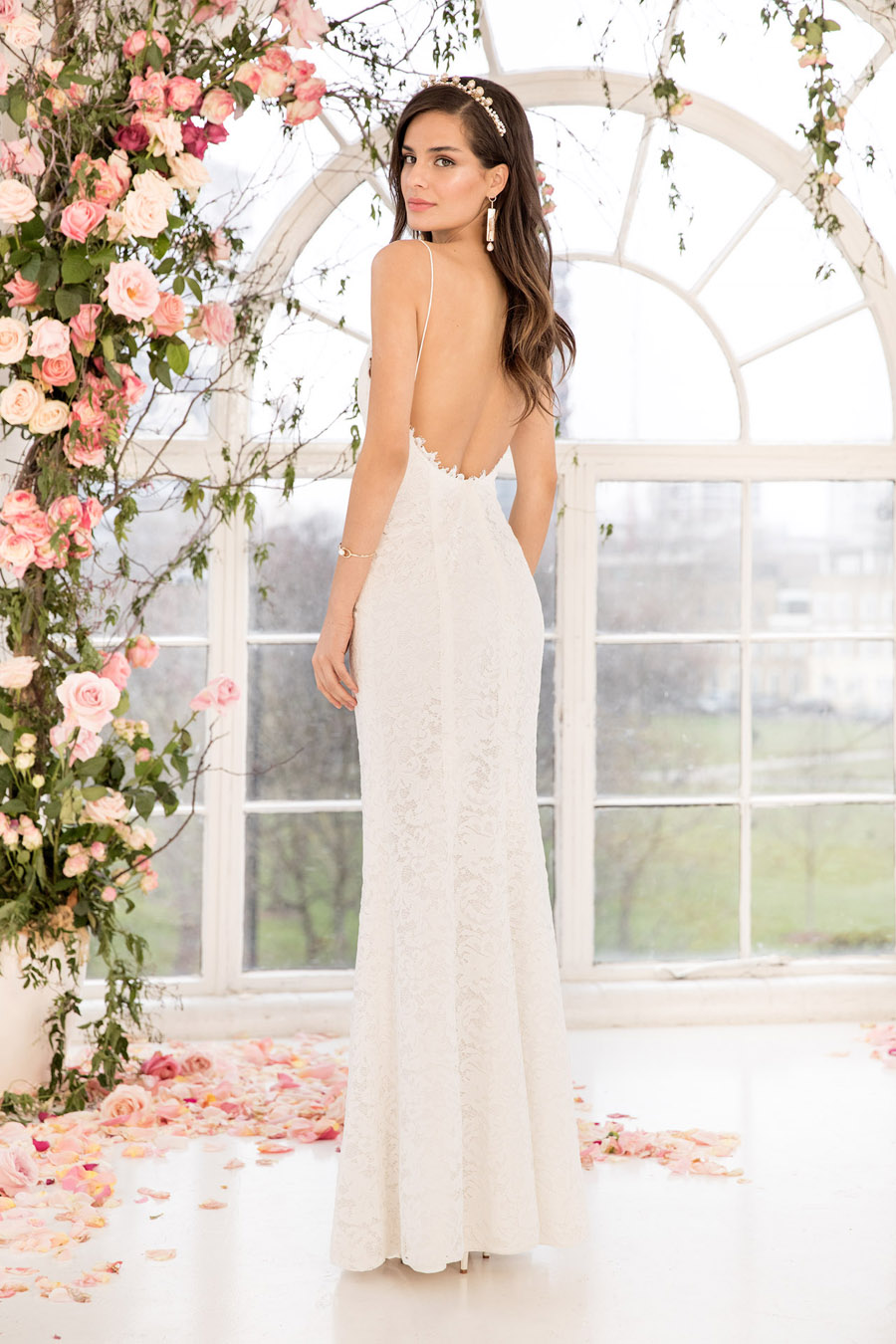 The English Wedding Blog showcases Kelsey Rose 2019 bridal collection (18)