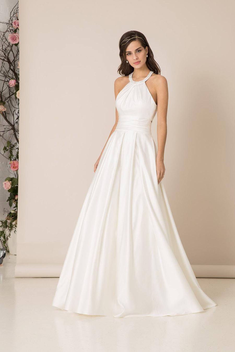 The English Wedding Blog showcases Kelsey Rose 2019 bridal collection (17)