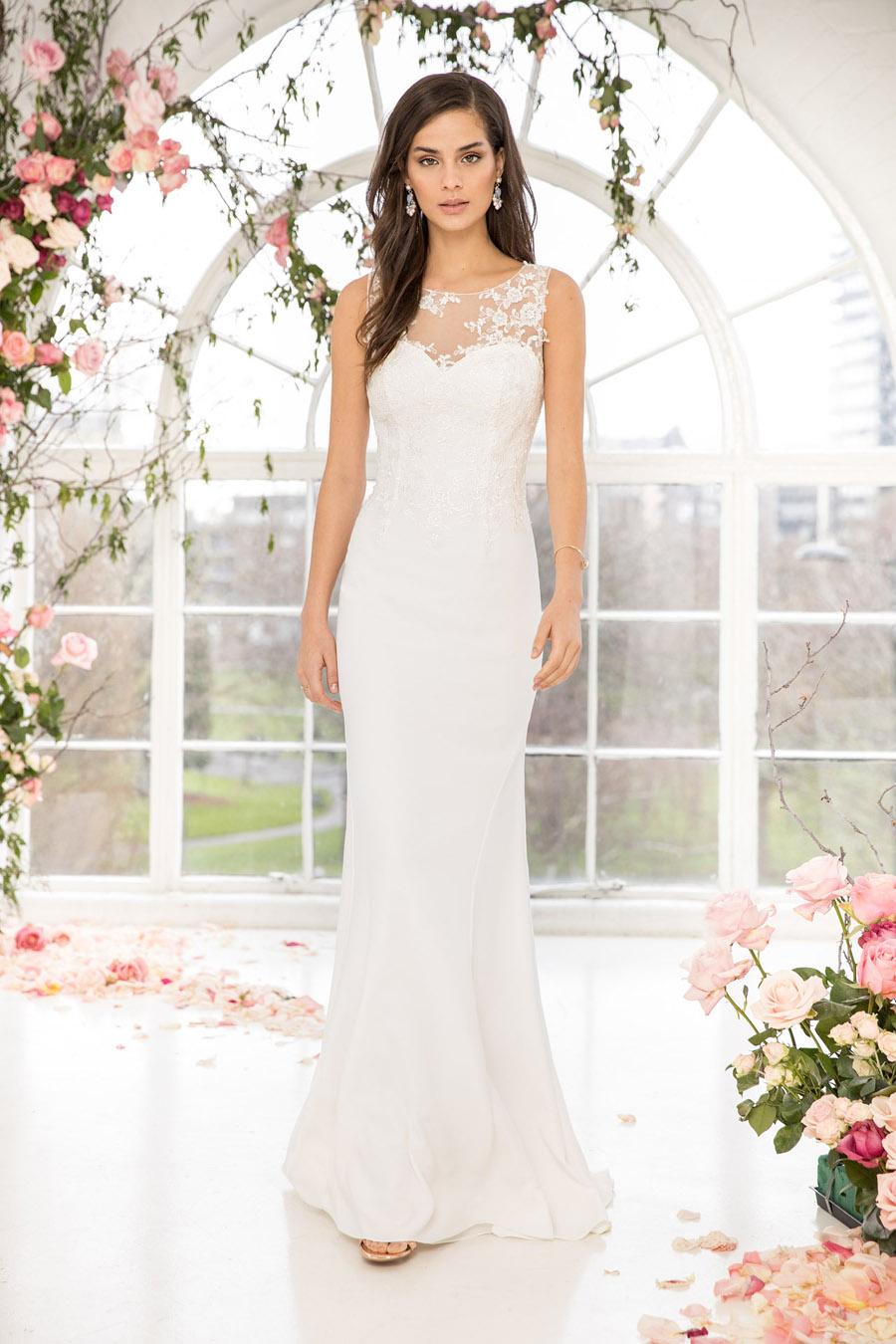 The English Wedding Blog showcases Kelsey Rose 2019 bridal collection (14)