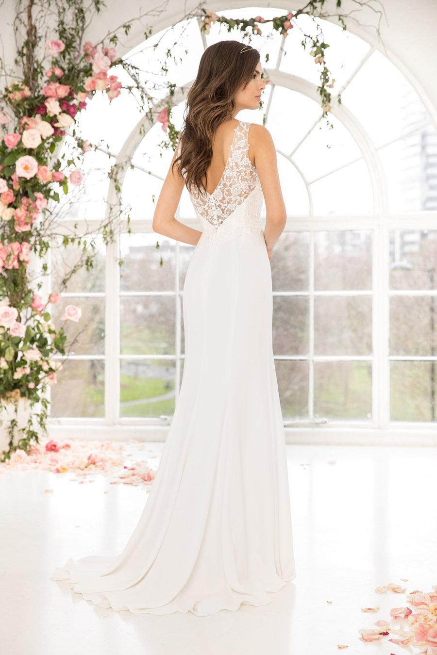 The English Wedding Blog showcases Kelsey Rose 2019 bridal collection (13)