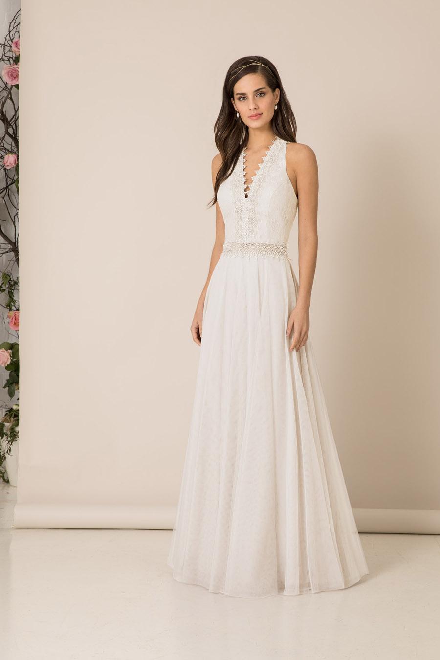 The English Wedding Blog showcases Kelsey Rose 2019 bridal collection (11)