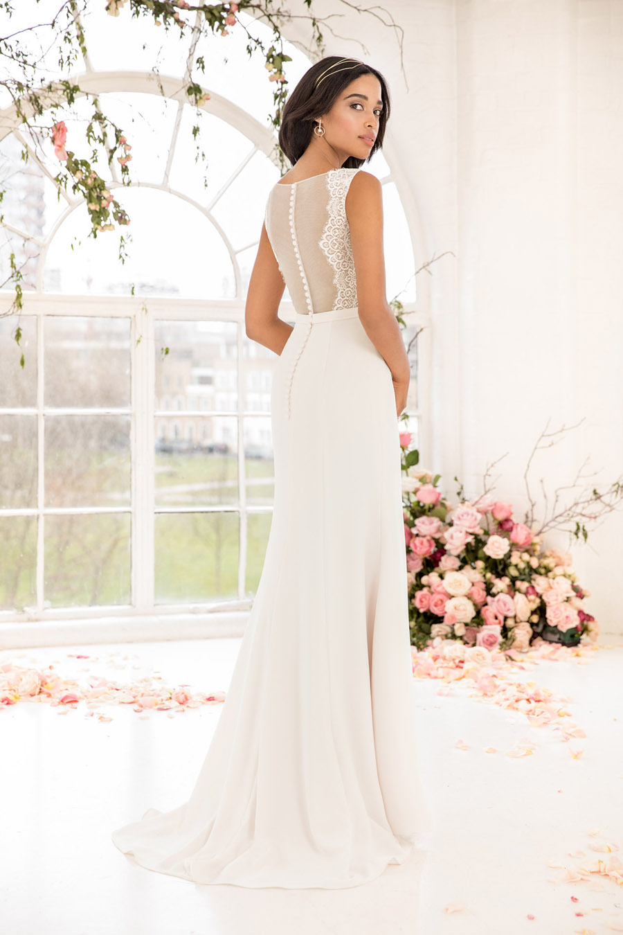 The English Wedding Blog showcases Kelsey Rose 2019 bridal collection (2)