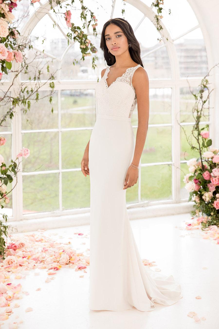 The English Wedding Blog showcases Kelsey Rose 2019 bridal collection (1)