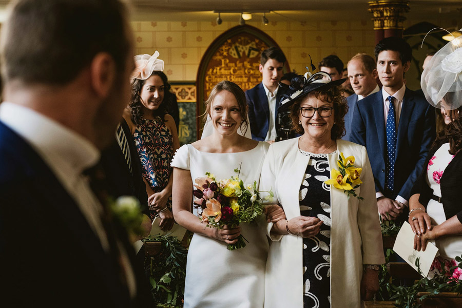Genius documentary photography telling the story of a Yorkshire wedding - York Place Studios on the English Wedding Blog (15)