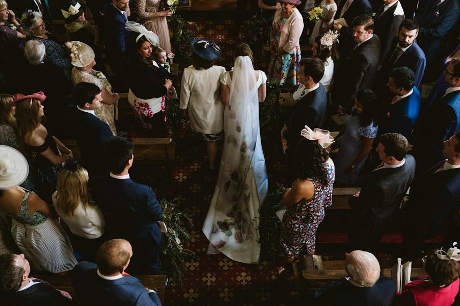 Genius documentary photography telling the story of a Yorkshire wedding - York Place Studios on the English Wedding Blog (16)