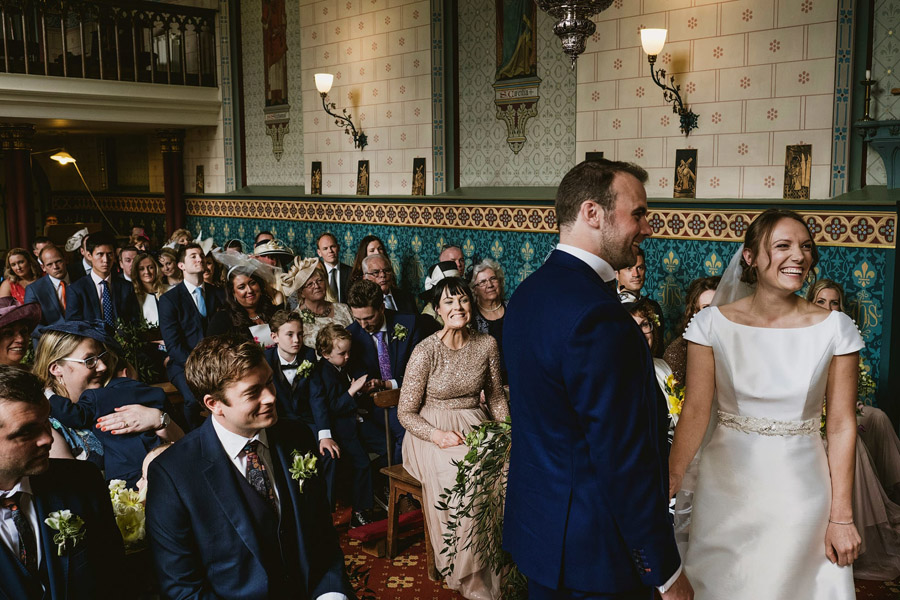 Genius documentary photography telling the story of a Yorkshire wedding - York Place Studios on the English Wedding Blog (18)