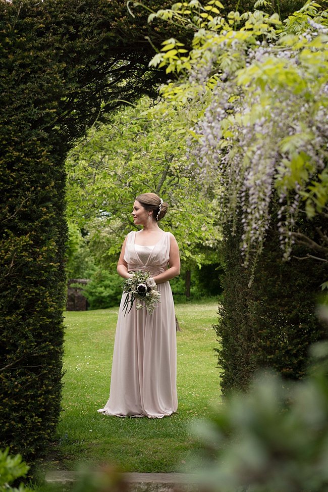 Elegant colonial wedding styling ideas from Linus Moran Photography, Sass & Grace and West Dorset Wedding Flowers (35)