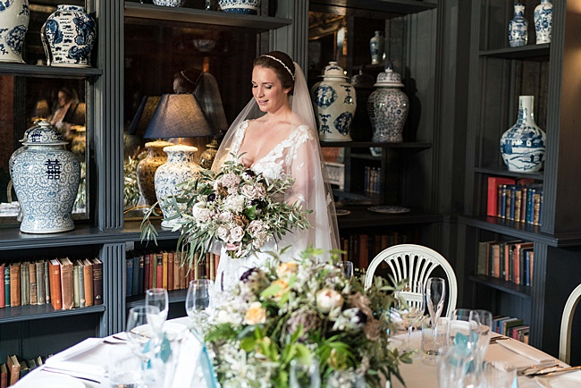 Elegant colonial wedding styling ideas from Linus Moran Photography, Sass & Grace and West Dorset Wedding Flowers (33)