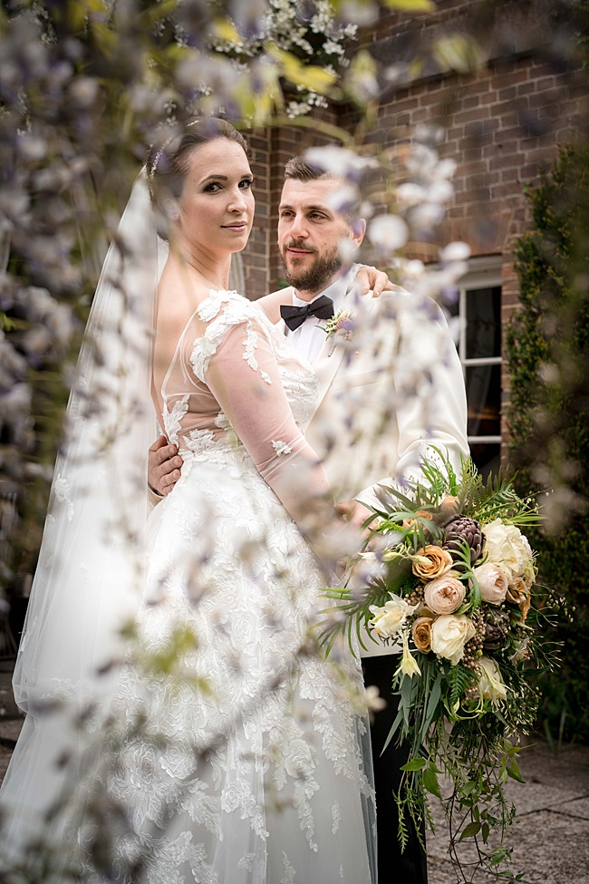 Elegant colonial wedding styling ideas from Linus Moran Photography, Sass & Grace and West Dorset Wedding Flowers (24)