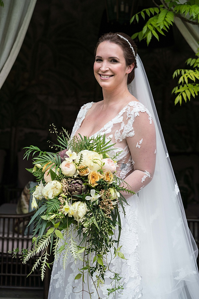 Elegant colonial wedding styling ideas from Linus Moran Photography, Sass & Grace and West Dorset Wedding Flowers (23)