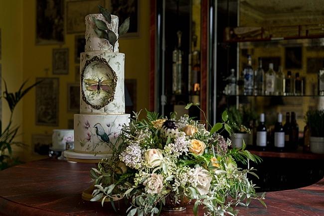 Elegant colonial wedding styling ideas from Linus Moran Photography, Sass & Grace and West Dorset Wedding Flowers (3)
