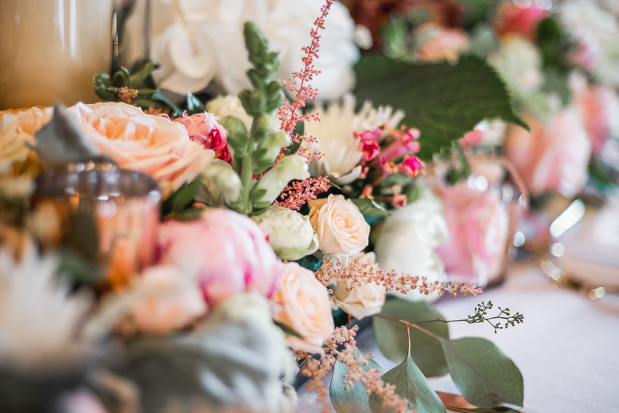 Opulent blush and gold wedding ideas on English-Wedding.com image credit Bond Photography (1)