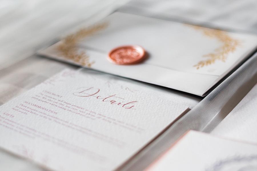 Opulent blush and gold wedding ideas on English-Wedding.com image credit Bond Photography (3)