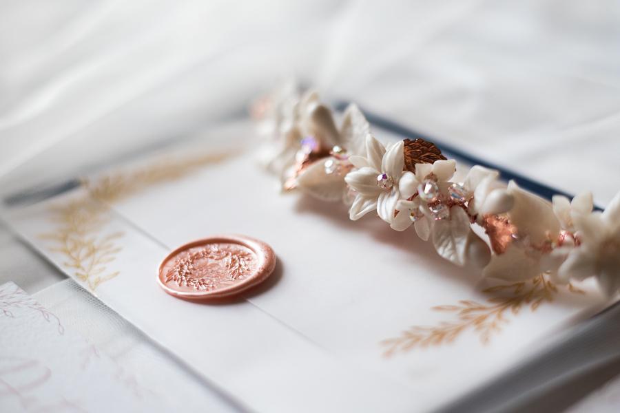 Opulent blush and gold wedding ideas on English-Wedding.com image credit Bond Photography (4)