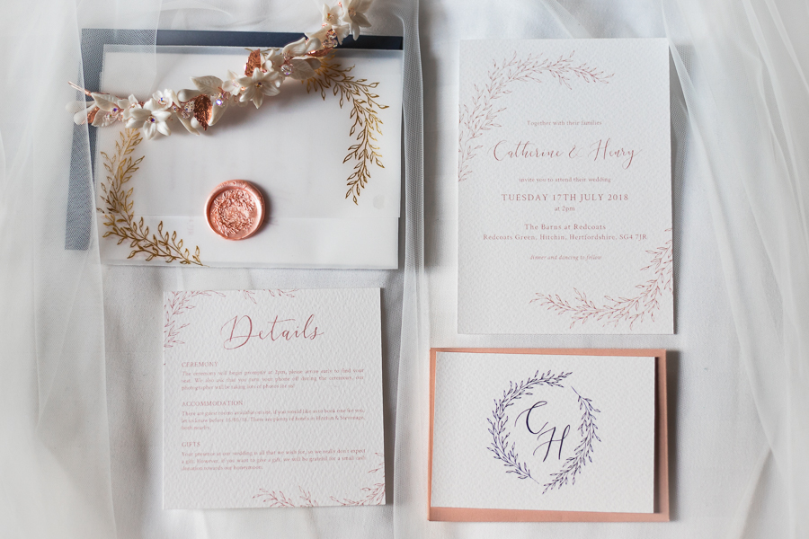 Opulent blush and gold wedding ideas on English-Wedding.com image credit Bond Photography (5)