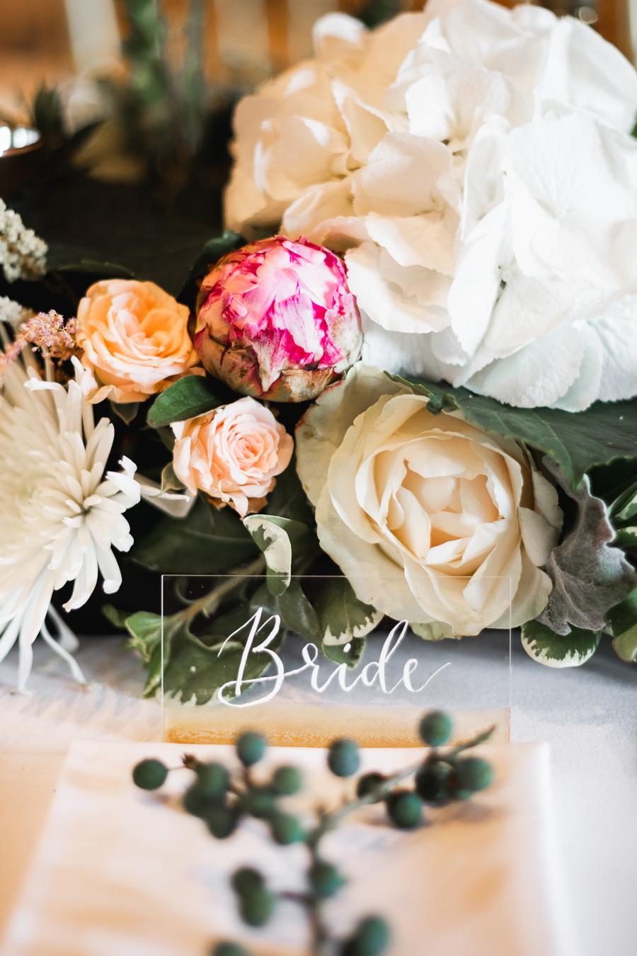 Opulent blush and gold wedding ideas on English-Wedding.com image credit Bond Photography (8)