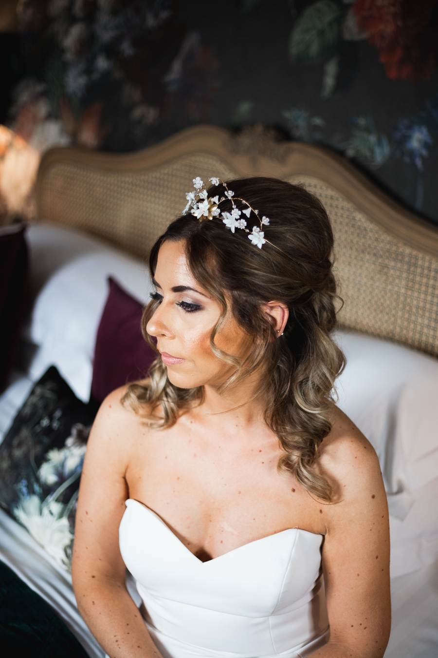 Opulent blush and gold wedding ideas on English-Wedding.com image credit Bond Photography (11)