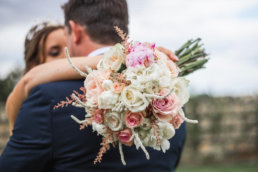 Opulent blush and gold wedding ideas on English-Wedding.com image credit Bond Photography (16)