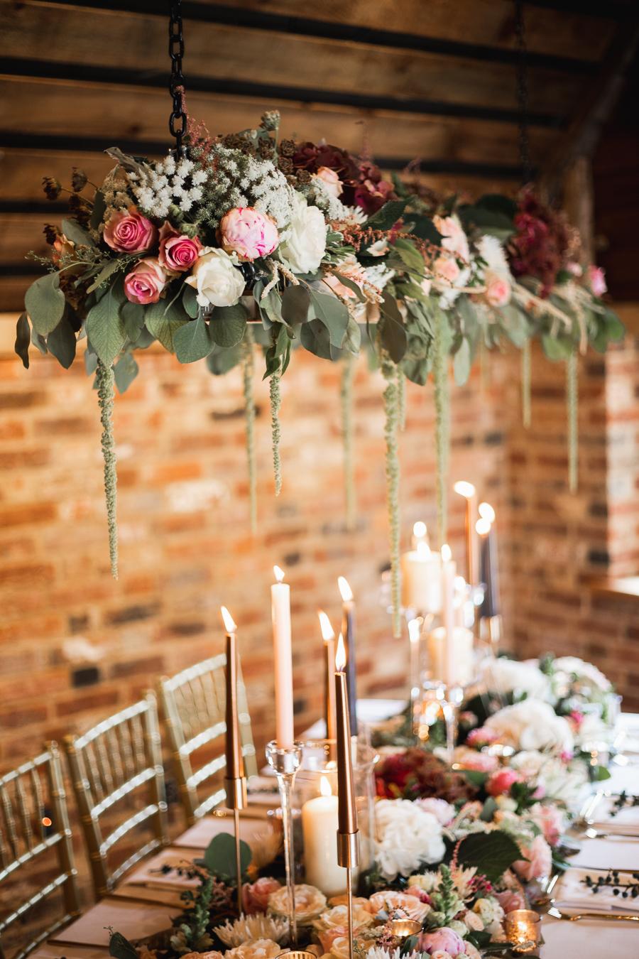 Opulent blush and gold wedding ideas on English-Wedding.com image credit Bond Photography (20)