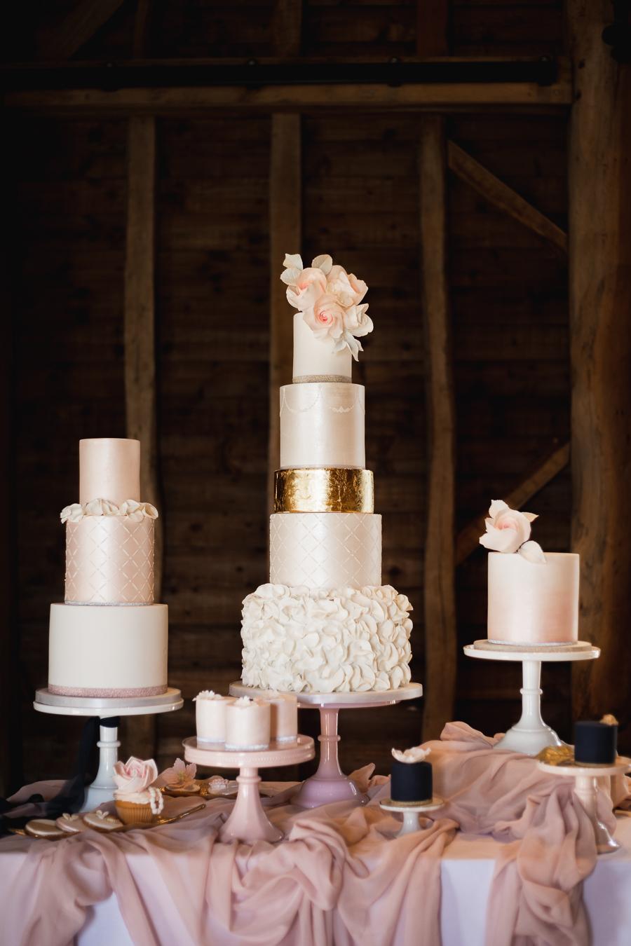 Opulent blush and gold wedding ideas on English-Wedding.com image credit Bond Photography (23)