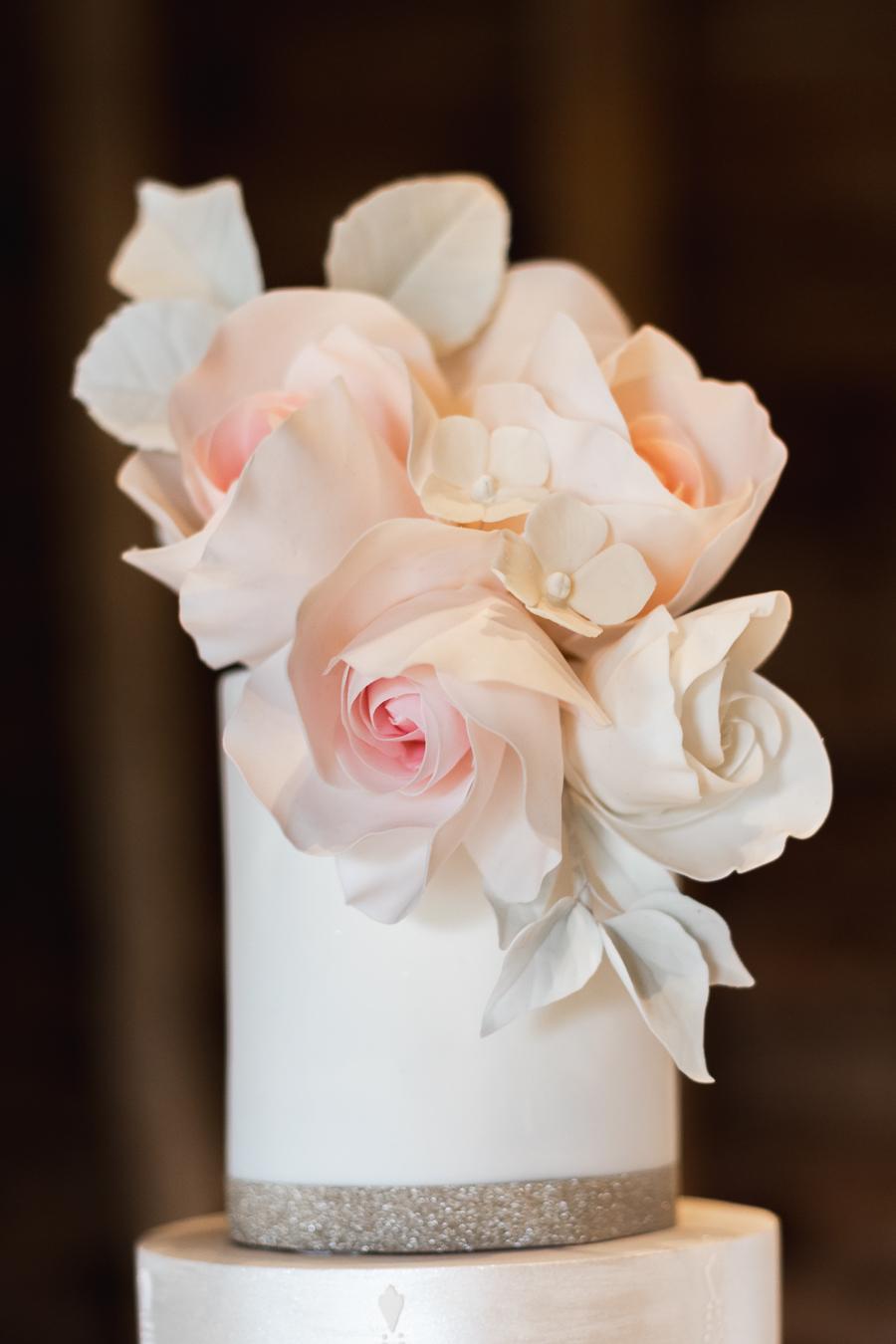 Opulent blush and gold wedding ideas on English-Wedding.com image credit Bond Photography (24)