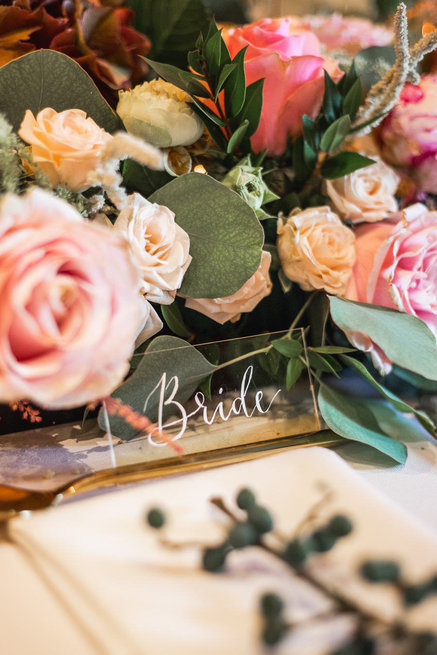 Opulent blush and gold wedding ideas on English-Wedding.com image credit Bond Photography (32)