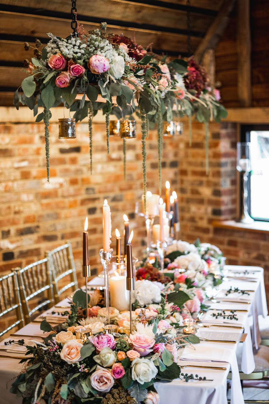 Opulent blush and gold wedding ideas on English-Wedding.com image credit Bond Photography (34)