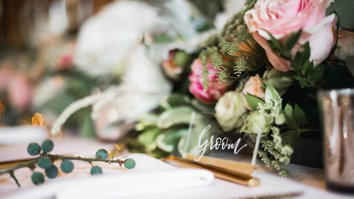 Opulent blush and gold wedding ideas on English-Wedding.com image credit Bond Photography (35)