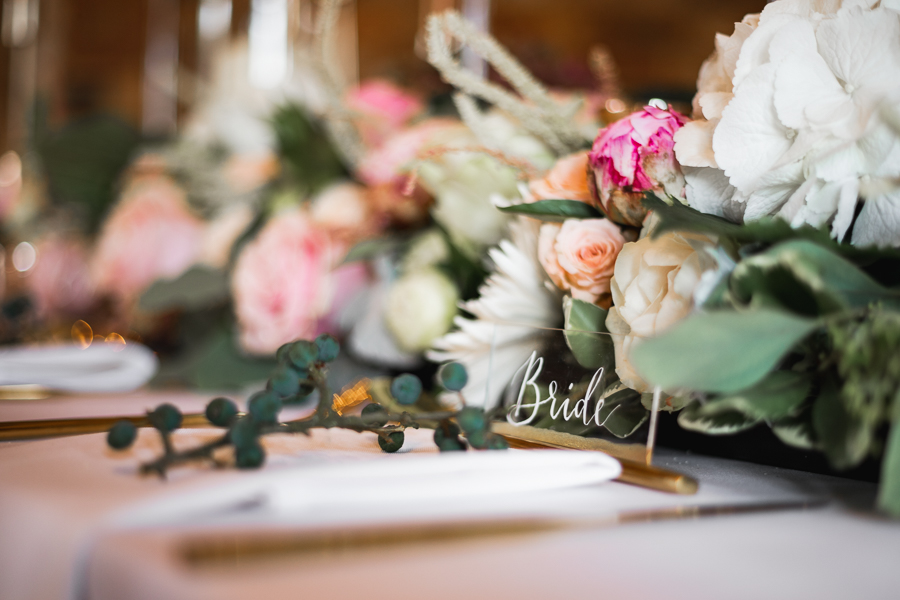 Opulent blush and gold wedding ideas on English-Wedding.com image credit Bond Photography (36)