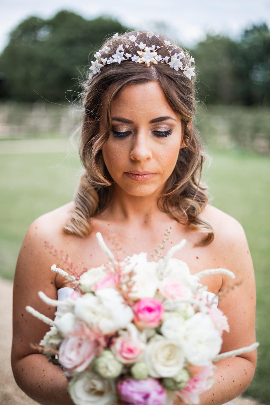 Opulent blush and gold wedding ideas on English-Wedding.com image credit Bond Photography (37)