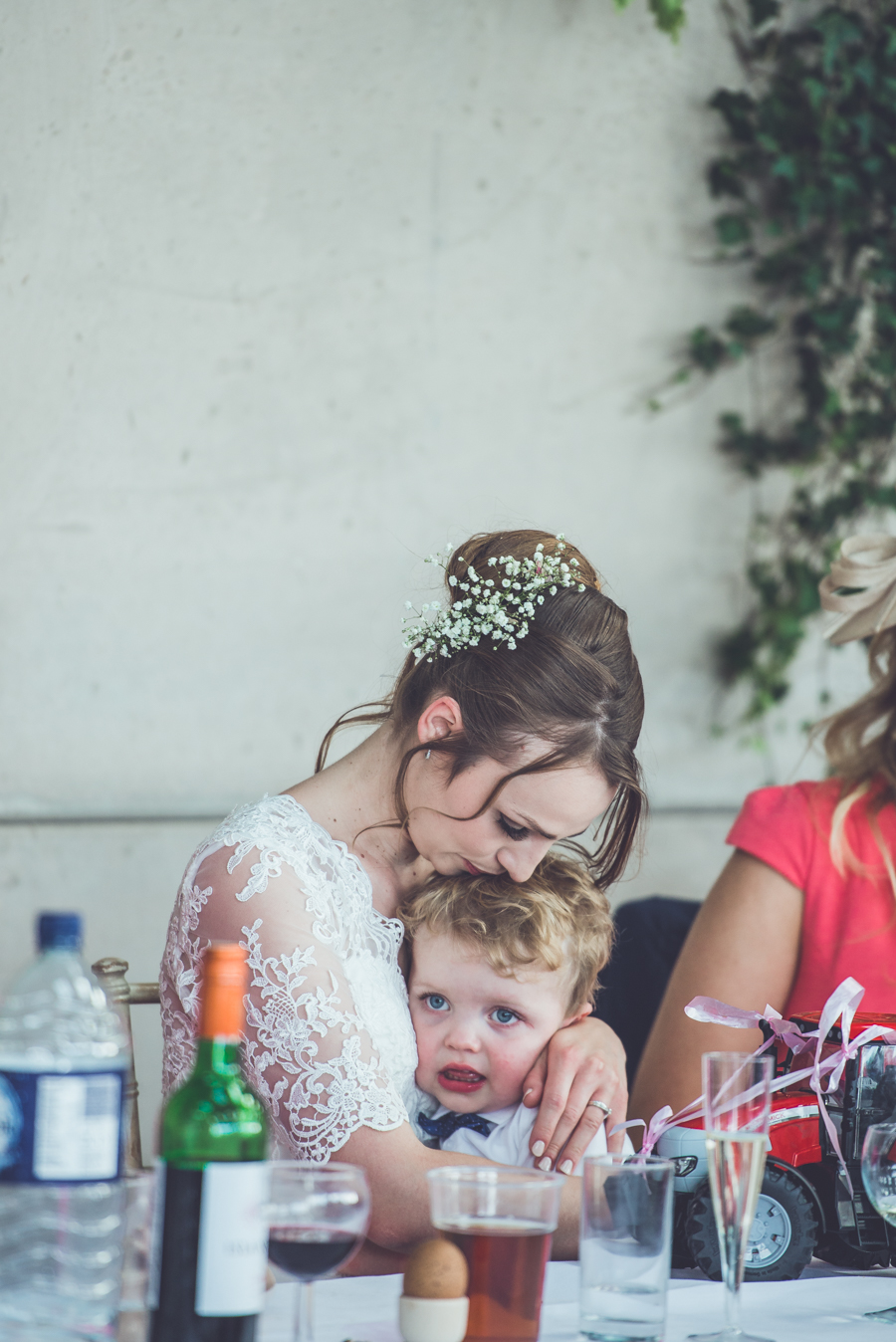 Farm wedding with a chicken and egg theme, by Catherine Spiller Photography (35)