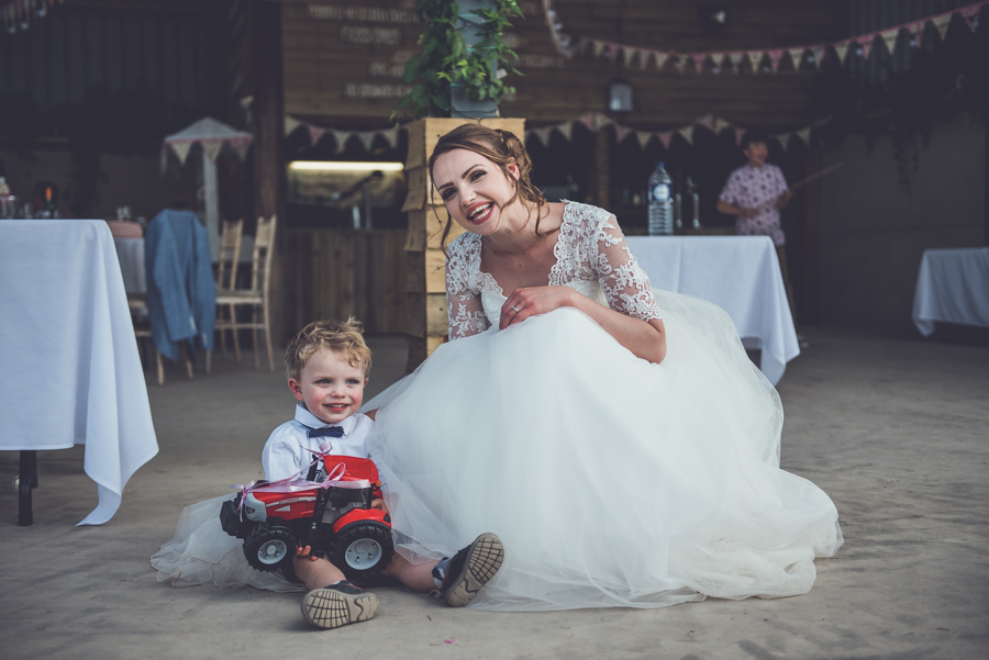 Farm wedding with a chicken and egg theme, by Catherine Spiller Photography (36)