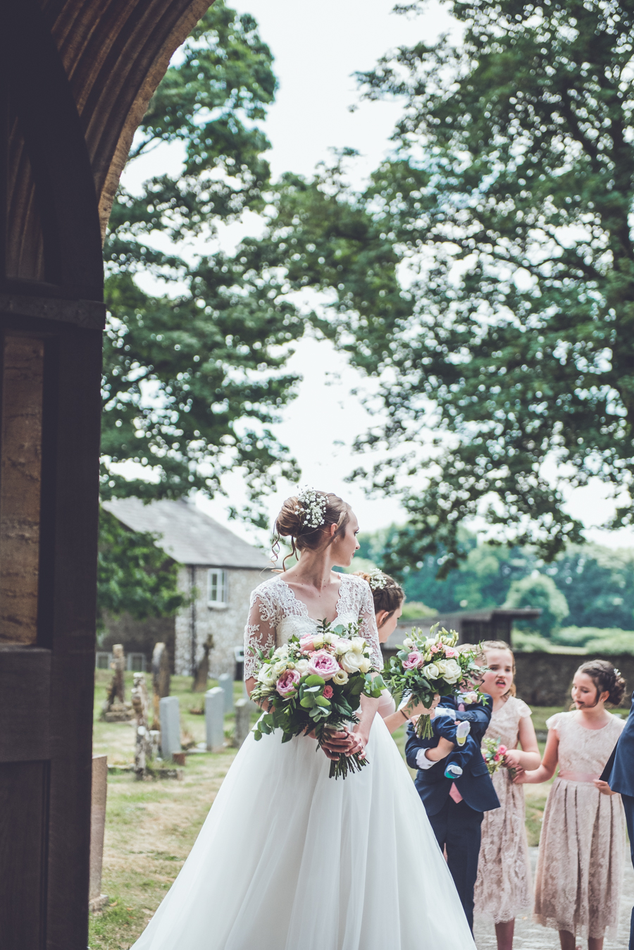 Farm wedding with a chicken and egg theme, by Catherine Spiller Photography (5)
