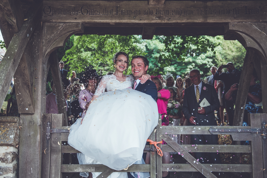 Farm wedding with a chicken and egg theme, by Catherine Spiller Photography (11)