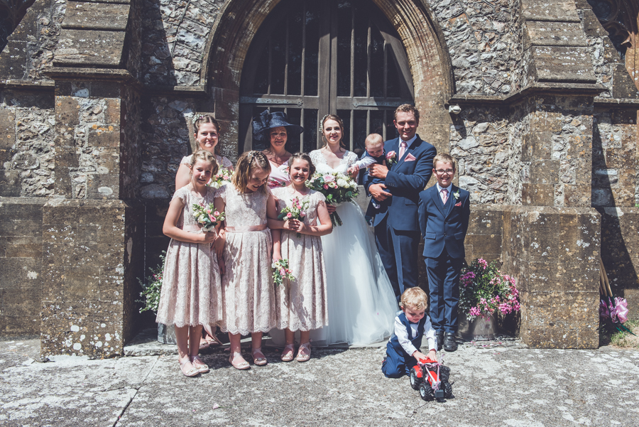 Farm wedding with a chicken and egg theme, by Catherine Spiller Photography (13)