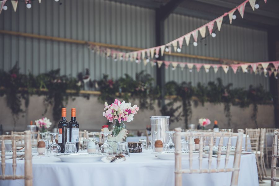 Farm wedding with a chicken and egg theme, by Catherine Spiller Photography (17)