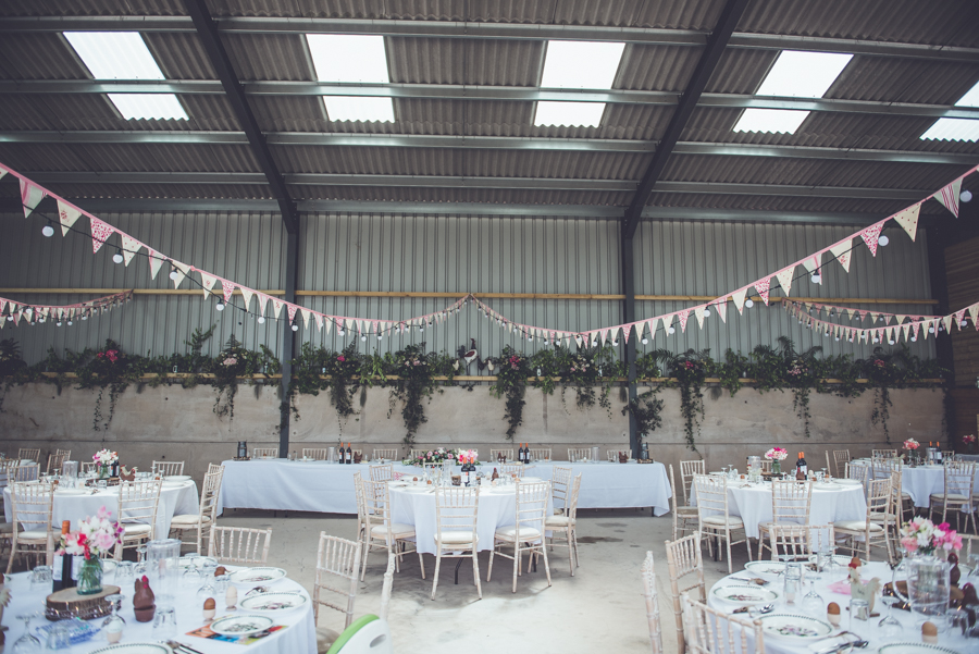 Farm wedding with a chicken and egg theme, by Catherine Spiller Photography (19)