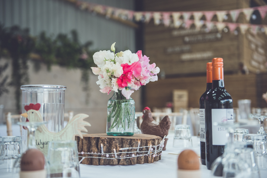 Farm wedding with a chicken and egg theme, by Catherine Spiller Photography (25)